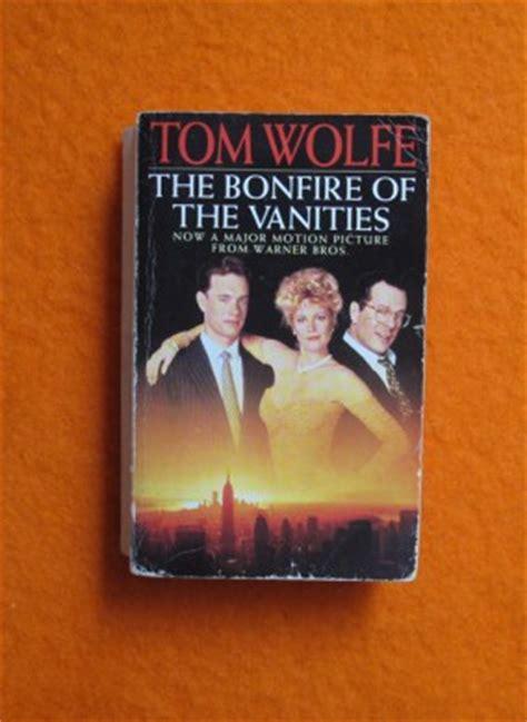 Bonfire Of The Vanities Author by Lawson Park Library Detachment The Bonfire Of