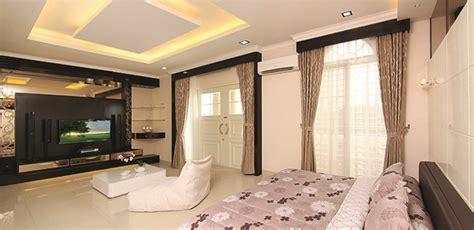 desain kamar tidur ala hotel bintang   mewah