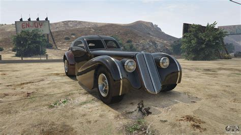Truffade Z-type From Gta 5