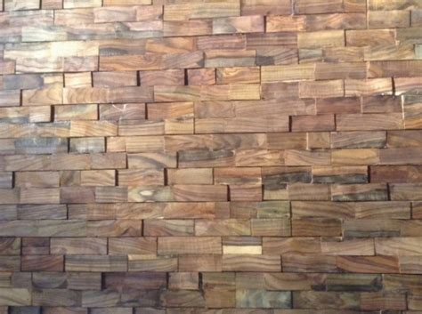 Holz An Wand by Holz Wand Dunkel Streifen Bs Holzdesign