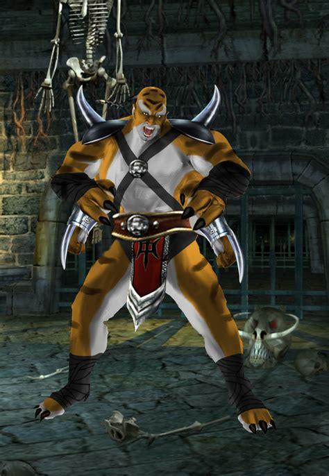 Mortal Kombat Kintaro