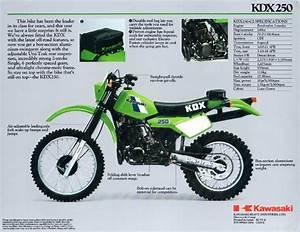 1991 Kawasaki Kdx 200 Wiring