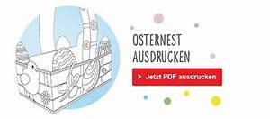 Osterkorb Basteln Vorlage : wir basteln ein osternest ~ Orissabook.com Haus und Dekorationen