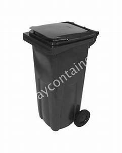 Poubelle 120 Litres : poubelle jaune bac poubelle conteneur poubelle 120 litres ~ Melissatoandfro.com Idées de Décoration