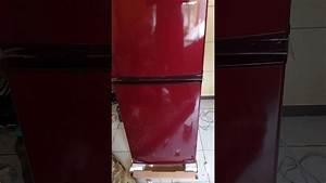 Unboxing Kulkas Sharp Sj-195md-sr Via Jd Id