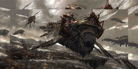 Avengers: Endgame Could've Had Giant Flying Ants To Fight ...