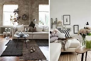 Style Deco Salon : decoration salon style nordique ~ Zukunftsfamilie.com Idées de Décoration