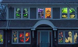 Decoration Halloween Maison : d co maison amusante ~ Voncanada.com Idées de Décoration