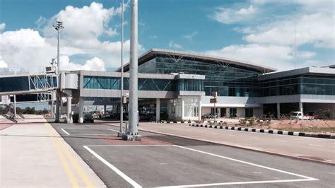yuk intip terminal   bandara depati amir