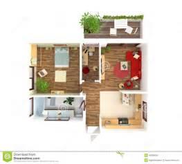 Top Photos Ideas For Symmetrical House Plans by Draufsicht Des Hausplanes Innenarchitektur Stock