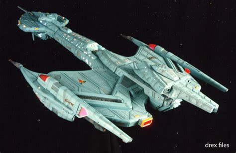 Klingon Negh'var Class Battlecruiser