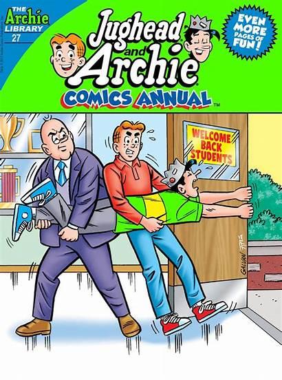 Archie Jughead Comics Annual Comic