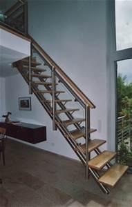 Treppengeländer Mit Glas : gel nder innengel nder als metallgel nder mit einer f llung aus glas das treppengel nder in ~ Markanthonyermac.com Haus und Dekorationen