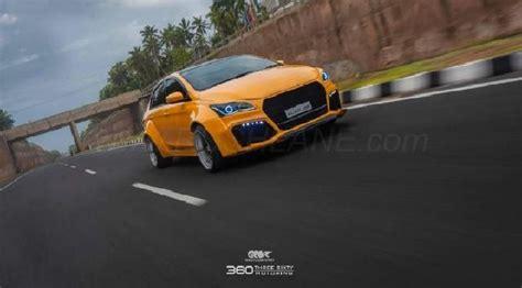 Modifikasi Suzuki Ciaz by Suzuki Ciaz Dimodif Menjadi Audi Tang Sporty Banget