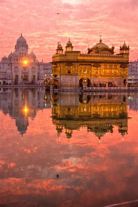golden temple amritsar india map video location