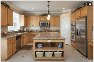 before and after kitchen remodel in rancho santa margarita 1631