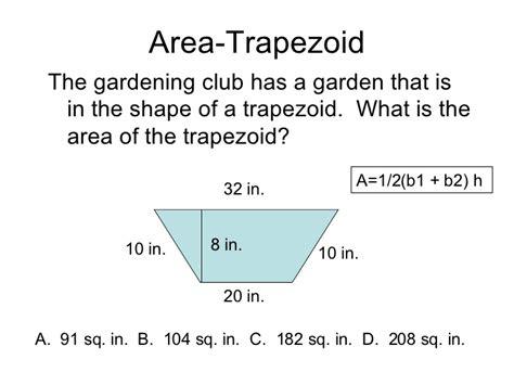 Geometry Test Prep6th Grade