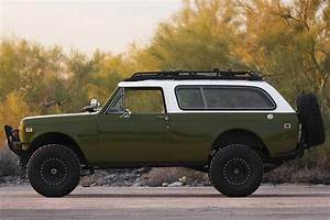 This 1977 International Scout Ii Is Restored To Perfection