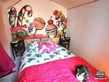 sweet Graffiti chambre decoration