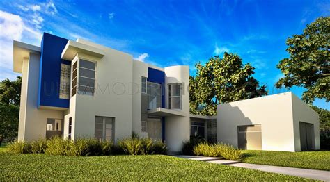 Ultra Modern Homes: Modern Contemporary House Plans and