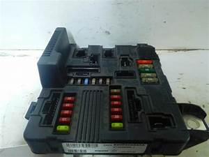 Used Renault Megane Ii  Bm  Cm  1 5 Dci 80 Fuse Box