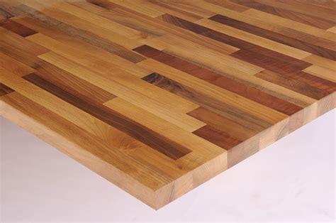 Tischplatte Massivholz Europäischer Nussbaum Kgz Fsc® 40