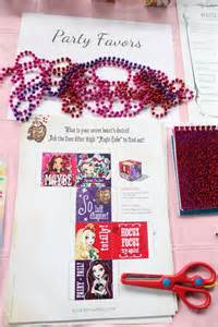 Ever After High Printables