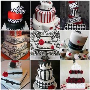 tbdress blog red wedding theme looks romantic and lovely With red black and white wedding ideas