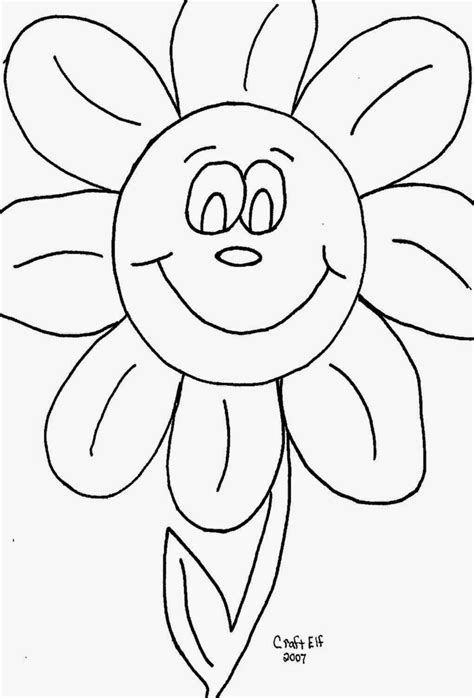 Kindergarten Color Sheets  Free Coloring Sheet