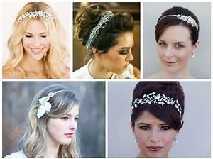 Accessoires Cheveux Courts : accessoires cheveux mariage strass salon making of ~ Preciouscoupons.com Idées de Décoration