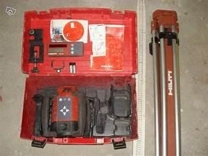 Niveau Laser Hilti : niveau laser automatique hilti pr 20 plus pra 20 hilti ~ Dallasstarsshop.com Idées de Décoration