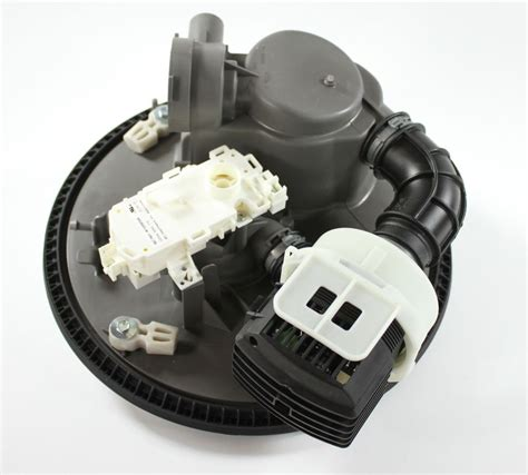 How To Replace A Dishwasher Circulation Pump And Motor