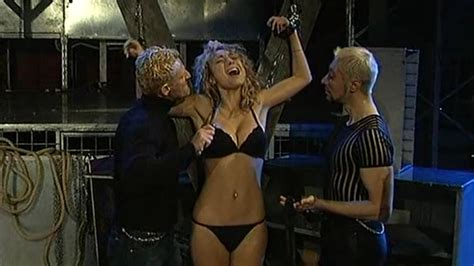 Naked Federica Garuti In Snuff Killer La Morte In Diretta