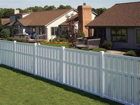 vinyl fence styles elegant and cool front yard fence ideas for your home homestylediary com