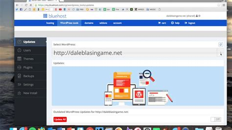 How To Access Wordpress Dashboard Through Bluehost