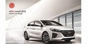 Hyundai Cognac : hyundai ioniq remporte le prestigieux red dot design award 2016 ~ Gottalentnigeria.com Avis de Voitures