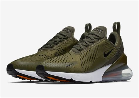 nike air max 270 medium olive ah8050 201 coming soon