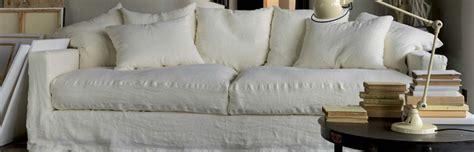 canape jonc de mer canap 233 en bord de mer style cocoon personnalisable en tissu