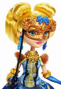 Ever After High Thronecoming Blondie Lockes Doll by Mattel ...