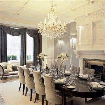 Luxury Dining Room Decorating Ideas  Luxury Dining Room