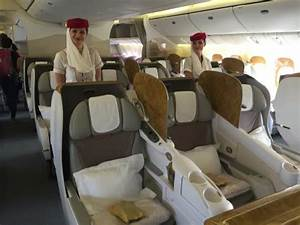 Business Class Boeing 777-300ER - Picture of Emirates ...