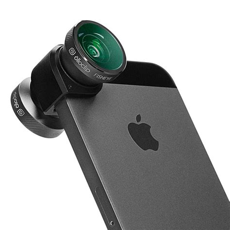 iphone lense olloclip iphone lens system thinkgeek