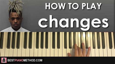 Changes (piano Tutorial