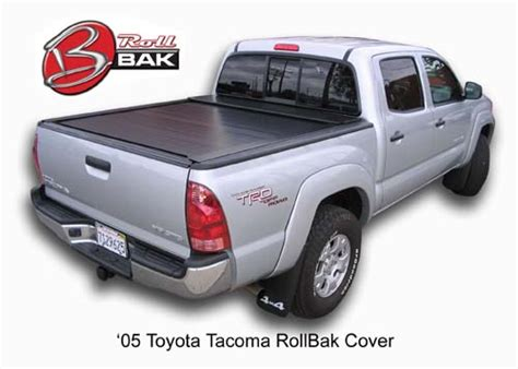 toyota tech support tacoma bak rollbak g2 tonneau cover r15407 ebay