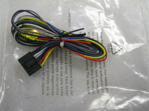 new dual wire harness xhd7714 xhdr6435 xhdr6430 xd6350