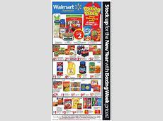 Walmart SupercentreWest flyer December 26 to 31