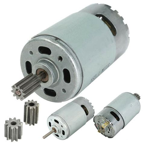 Electric Motor Power by 12v Dc 15000 Rpm Motor For Traxxas R C And Power Wheels