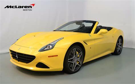 2015 Ferrari California T For Sale In Norwell, Ma 205994