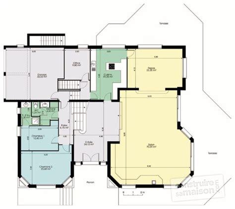 construire sa cuisine en bois vaste maison familiale dé du plan de vaste maison