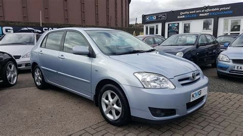 automotive air conditioning repair 2005 toyota corolla electronic valve timing cheap automatic toyota corolla t spirit vvti auto 1 6 2005 5 door low mileage hpi